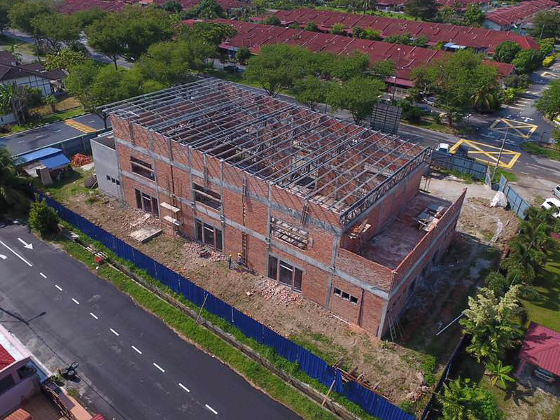 CK Corporate – Steel Structure Contractor Malaysia   Pre