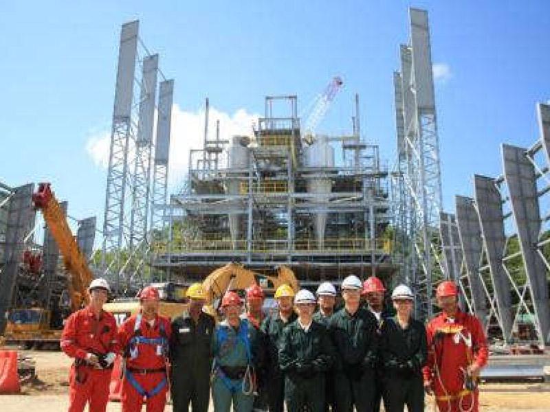 CK Corporate – Steel Structure Contractor Malaysia | Pre